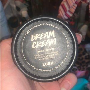 Lush Dream Cream Lotion